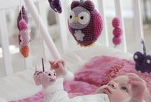 Crochet: Baby/Toddler / Inspiration and patterns for crocheting for baby's and toddlers