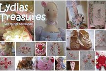 ❤ Lydias Treasures ❤ / All the photos are my own creations.You can visit me for tutorials and inspiration on my blog or my website