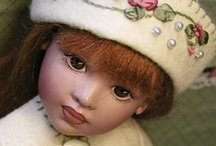 ❤ Doll Toys and Patterns ❤ / Beautiful dolls