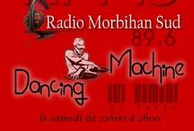 Emission Dancing Machine sur R.M.S. 89.6 à Vannes Radio Morbihan Sud / le samedi soir, de 22 h 00 à 2 h 00 - préparée par Sasha sur RMS 89.6 # http://www.radiomorbihansud.com/v2/rendez-vous/dancing-machine/ / by RMS Radio-MorbihanSud