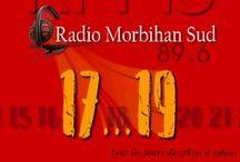 Emission 17-19 sur RMS 89.6 à Vannes Radio Morbihan Sud / by RMS Radio-MorbihanSud