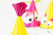 Party Hats! / by Kelly Mindell | Studio DIY