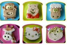 Kiddo {NIBBLES} / Recipes & food ideas for our daughter, Talia, & her friends ❤ / by Amber Jones