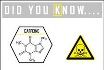Did You Know.... / Explore the chemical components found in coffee.....many of which may surprise you.