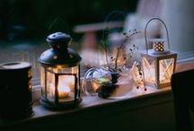 Lighting The Way / Candles, Lanterns and Twinkling Lights / by Donna Hodges