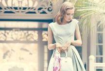 Naaien jurken / Inspiration for sewing dresses for me! Lots of retro dresses! I love the 60's! :)   Inspiratie voor het naaien van kleedjes voor mezelf! Veel retro stijl!