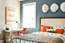 Master Bedroom / by Jill Liechty