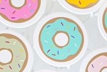 Things That Look Like Donuts / donuts, DIY donut projects / by Kelly Mindell | Studio DIY
