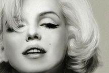 Marilyn / by Christine Bureau