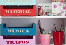 Organiser / by Christine Bureau