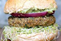 burgers / sammies
