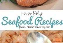 Fish and Seafood Recipes / Easy fish recipes that my family will actually eat!