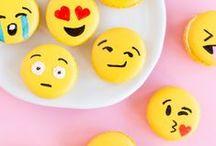 Say It With Emojis / DIY Emoji projects, Emojis