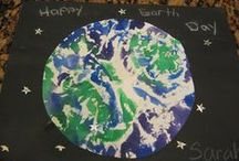Earth Day / Earth Day is an excellent way to teach about God's amazing act of creation! / by Amber Jones