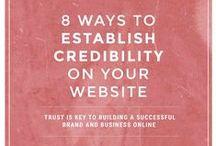 Wildflowers & Pixels / website design tips, branding tips, marketing tips, blogging tips,  entrepreneur, small business.