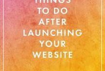 Blogging + Blog Tips / Blog Tips,  blogging, wordpress, squarespace,  blogging help