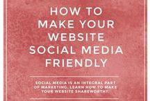 Website Design / website design examples, web design tips, good website practices