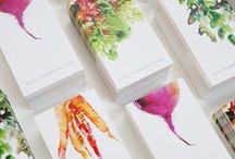 Business Cards / Good examples of business card design.
