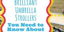Strollers To Look Out For / This board's all about the best strollers out there. Everything from umbrella strollers to lightweight strollers, to jogging and double jogging strollers, you can find the best strollers here! I hope this helps moms (and dads) pick out the best stroller for their family :)