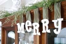 MERRY Merry / by Trisha Heath Schneider