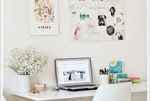 desk obsessed. / by Jennifer Duncan