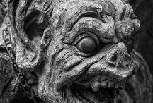 Gargoyles / by Terry Ivan