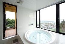 Bathroom / Onocom Design Center - 浴室