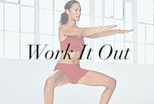 Work It Out - Fitness Goals & Inspiration