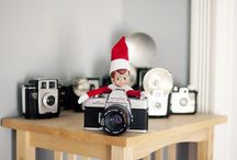 Elf on a Shelf / by Tiffany Lines