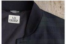 A.D.DEERTZ / A.D.Deertz is a Berlin based casual menswear label that specializes in modern classics.