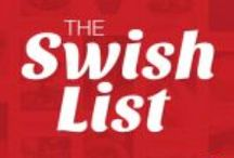 Swish List Canada / by Swagbucks Official
