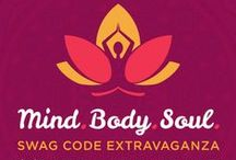 Mind. Body. Soul. / by Swagbucks Official