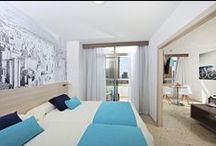 Marconfort Essence / Marconfort Essence is a chill out hotel located in Benidorm, all inclusive and chill out themed.