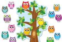 THEME - Colorful Owls / Colorful Owls Theme