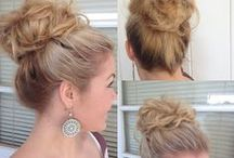 Hair / by Whitney Steele