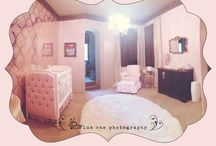 Nursery Inspiration / Here are some cool nursery and children's room inspirations.