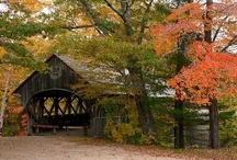 Covered Bridges / by Judy ♥ daily yarns