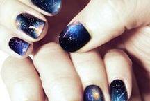 Make-up/nails