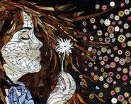 ლMozaiekლ / het leven is een mozaiek van gevoelens