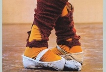Dans  / Dansen is dromen met je voeten / by Marga Timmers