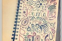 Journaling: Prompts, Ideas... / by Holly Cunningham Snodgrass