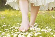 Lente / Uit de dromen van de lente wordt in de herfst jam gemaakt / by Marga Timmers