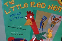 TO LEARN: LITTLE RED HEN / Little Red Hen book and baking theme! / by Christian McQuary