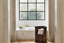 Rustic Elegant Homes / Modern, Earthy, warm, natural furnishings & interiors