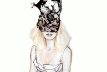 {Fashion Illustrations: My Gallery}