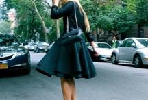 {Wear: Midi Skirts}