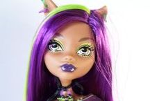 Monster High dolls / by Maggie Murphy