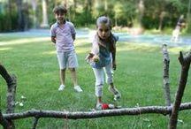 DIY Fun & Games / Simple, easy to make DIY activities for kids