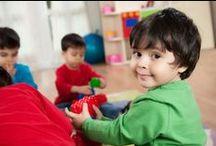 Indoor Activities / Ideas and games to keep kids active indoors.