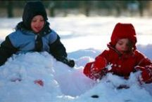 Winter Fun / Exciting activities for kids to stay warm and active during the winter months.